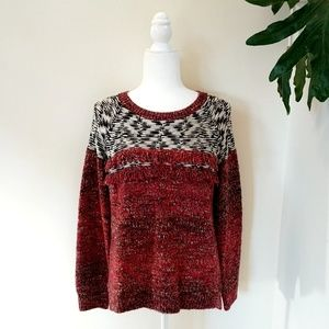 Sanctuary Boho Pullover Sweater